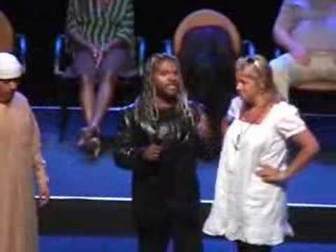 Amazing Hypnosis Show – Dave Crane at Madinat Theatre Dubai